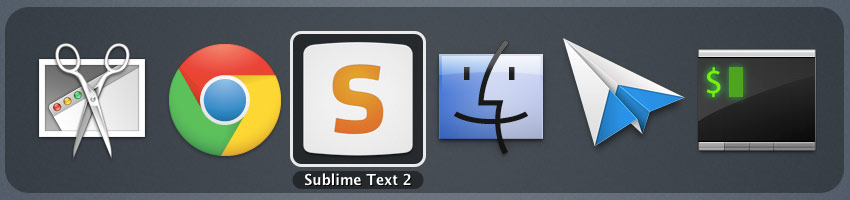 Replacement Sublime Text 2 Icon